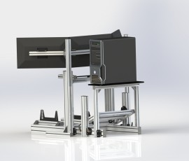 CPU Integrated stand