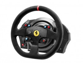 T300 Ferrari Integral Steering Wheel Alcantara Edition  PS3/PS4/PC