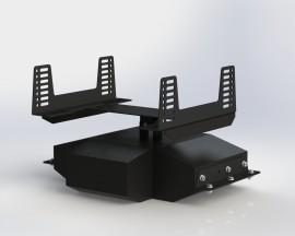 Kit de soporte de Asiento y para Plataforma de movimiento