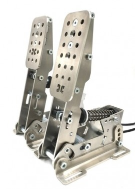 DC2 Simracing Pedals