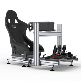 Compact Cockpit Racing Station EVO
